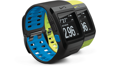 Nike+ Sportwatch GPS Fitness Tracker