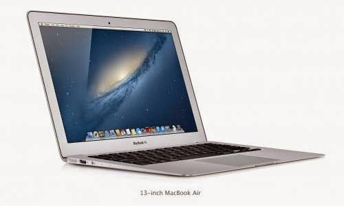 Apple Unveils New Ultrathin Macbook Laptop