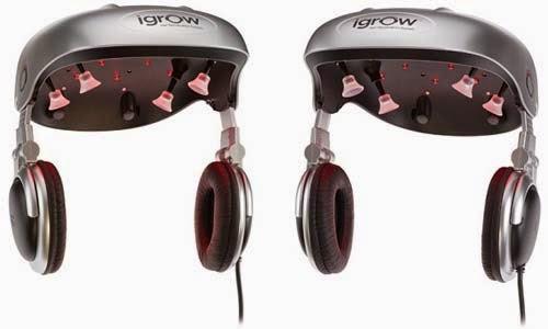 A Brand New Igrow Laser Helmet For Hair Growth