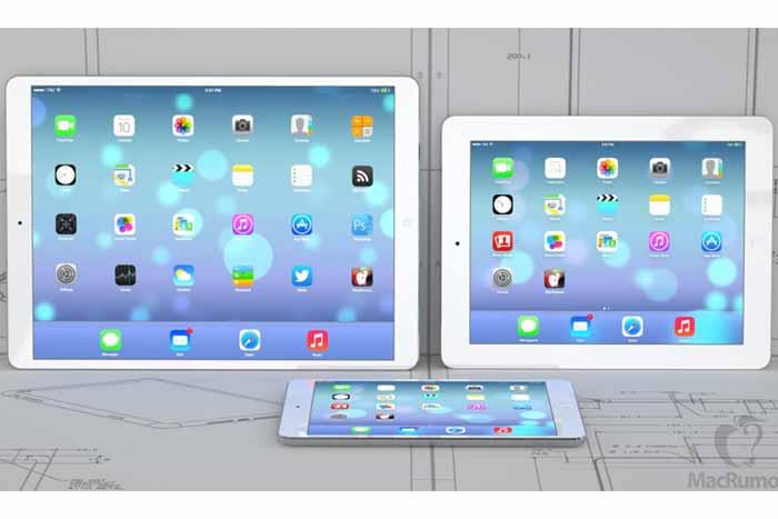 Apple's Big Plan to Develop a 12 Inch Big Ipad!