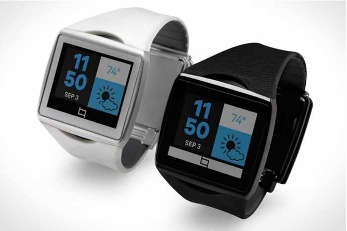 Aria's, Smartwatch that senses Gestures!