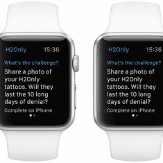 UK Charity Launched App for Apple Watch!