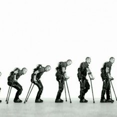 Exoskeleton: Wearable Robot for Paralyzed People
