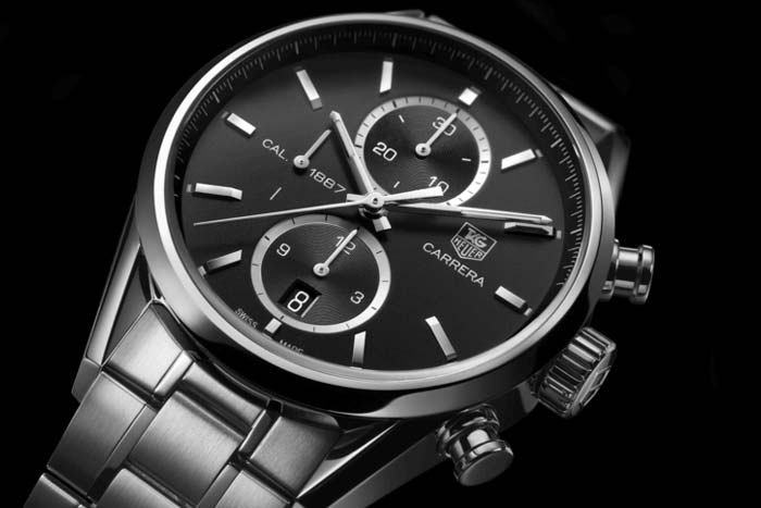 Tag Heuer Announced Upcoming Smartwatch: Carrera Wearable 01