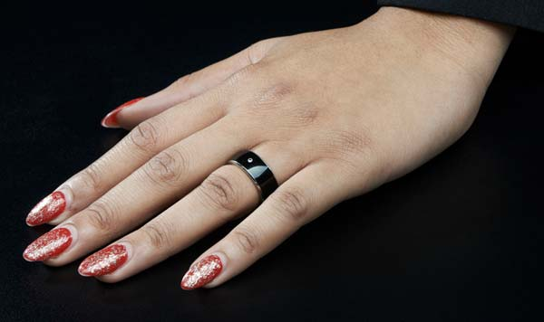 Wearable Sensible Rings