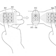 Samsung Patents Wearable Projector