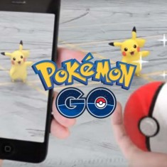 Release Date for Pokémon Go