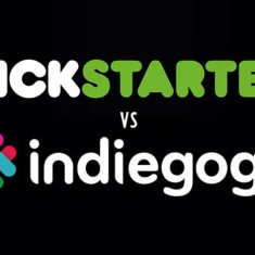 Kickstarter and Indiegogo Campaigns