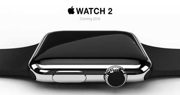 Apple Watch 2 Design