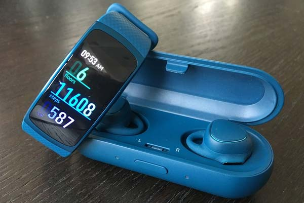 Samsung Gear IconX Specs