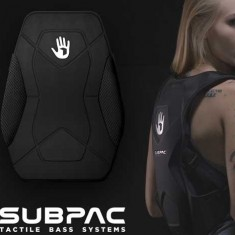 SubPac CEO Gives You Best Quality Bass
