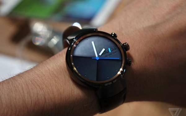 Asus zenwatch-3 design