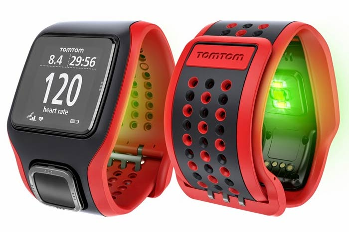 Know How Much You Have Increased with Tomtom Wearable