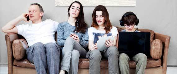 Addiction on tech