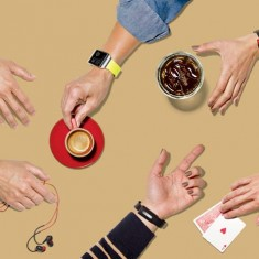More Wearable Join the Tech Market