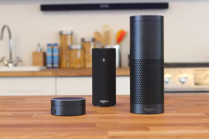 Amazons Voice Controlled Speaker