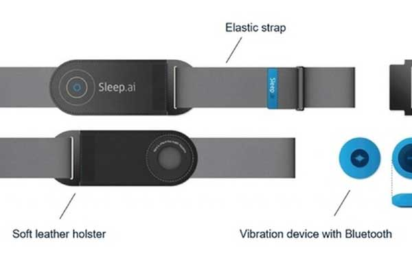 Anti Snore Wearable Device