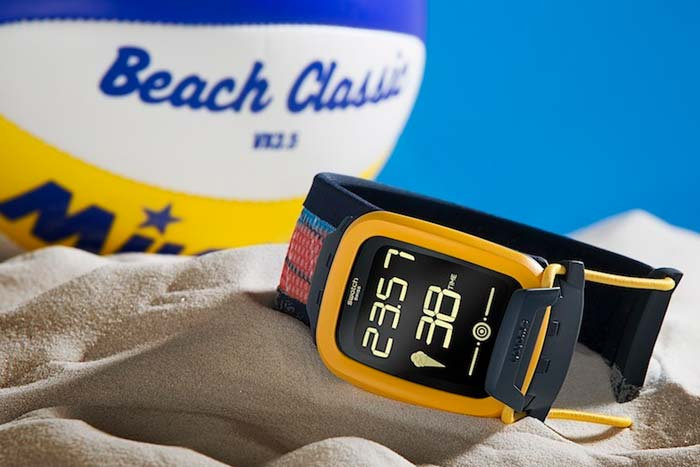 The Swatch Smart Watch