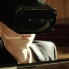 Eye-Tracking VR