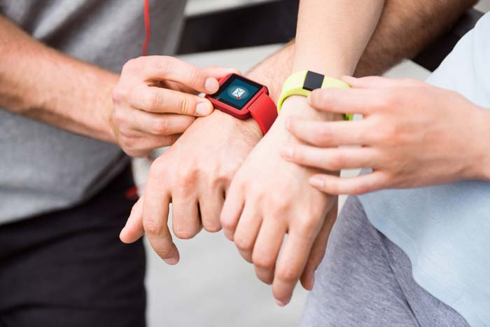 Fitness Trends are Lead by Wearable Technology