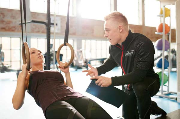 Personal Training Programs and Sessions