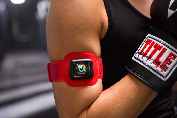 Actionsleeve Armband Apple Watch