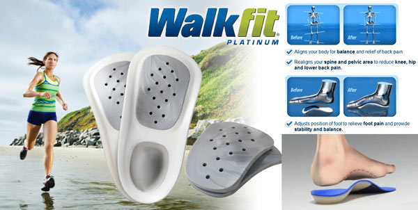 WalkFit Platinum Foot Orthotics –Arch Support Insoles -Relieve Foot Pain, Back Pain, Shop Our Huge Selection · Explore Amazon Devices · Deals of the Day · Fast Shipping.