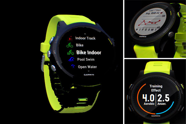 Features of Garmin Smart