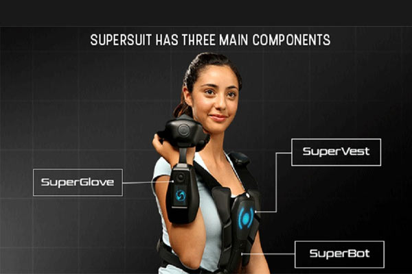 SuperSuit Wearable