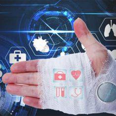 Smart Bandages Wearable