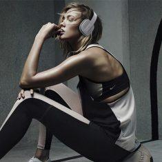 Nike Physical Headphones