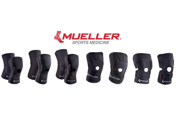 Products Offered By Mueller Sports Medicine
