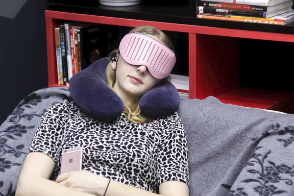 The Naptime Smart Eyeshade
