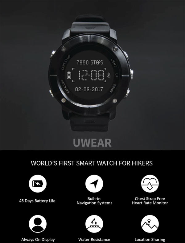 What Exactly Is Uwear Smart Watch