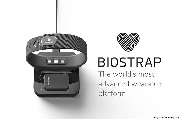 Biostrap Biometric