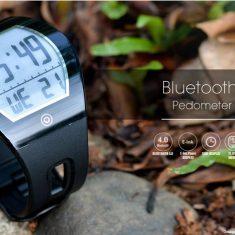 Bluetooth Eink Watch