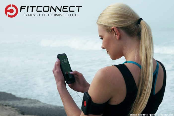 Fitconnect Smart Armband
