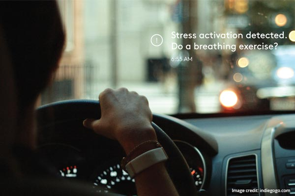 Stress Wearable Functions