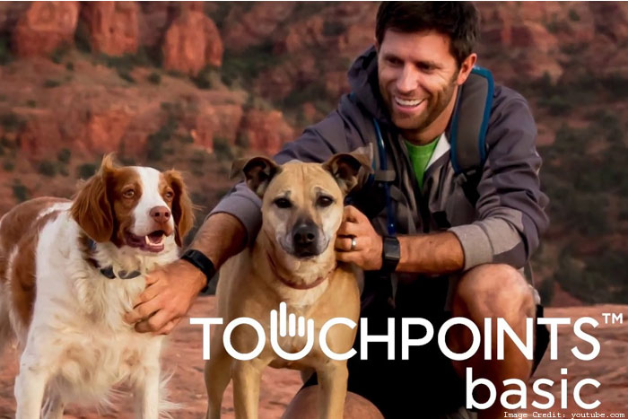TouchPoints Basic Wearable