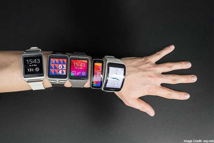 Smartwatches Evolution