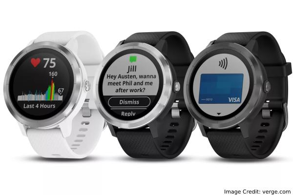 App And Smart Features Of Garmin Vivoactive 3