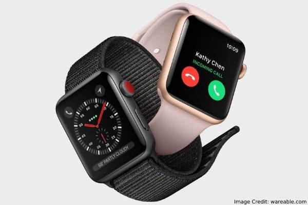 Design Of Apple Watch 3