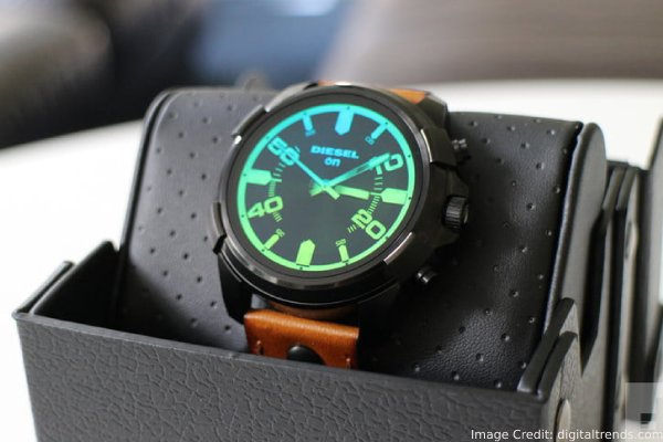 Diesel Android Smartwatch Features