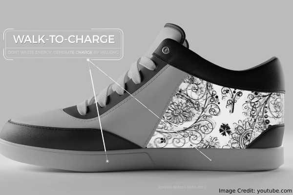 Digital Sneakers
