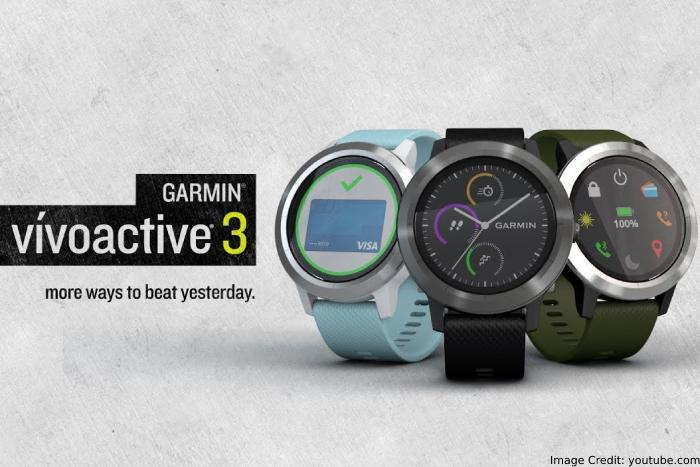 review of garmin vivoactive 3 the best gadget ever. Black Bedroom Furniture Sets. Home Design Ideas