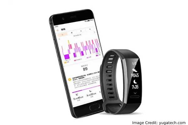 Sweat It Out With Huawei Band 2 Pro- A Cool Heath Tracking Wearable