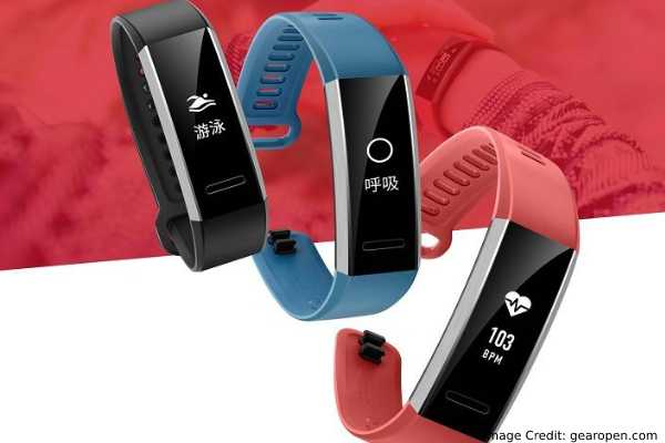 Huawei Band 2 Pro Application