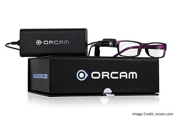 Mobileye Orcam