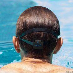 Waterfi Swim Tracker