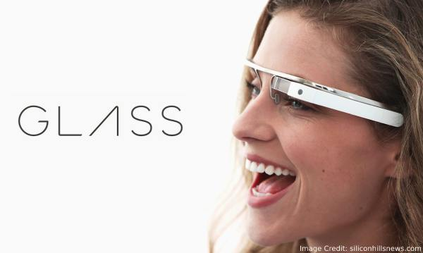 Google Glass LED